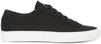 KOIO Capri Nero Canvas sneakers