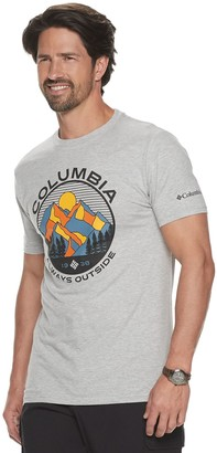 Columbia Men's Modern-Fit Graphic Tee