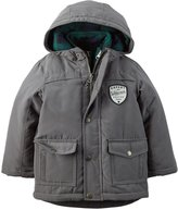 Carter's 4 In 1 Systems Jacket (Toddler/Kid) - Grey-2T