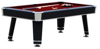 Jupiter 7' Pool Table Hathaway Games