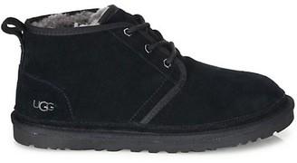 UGG Men's Neumel UGGpure-Lined Suede Chukka Boots