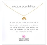 Dogeared Women's Reminder - Magical Possibilities Pendant Necklace
