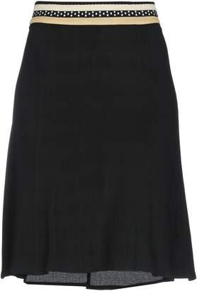 Pianurastudio Knee length skirts - Item 35406440DJ