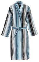 Christy Aqua 'capsule Stripe' Robe