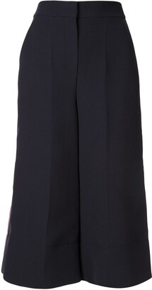 Roksanda Culotte Trousers With Stripe