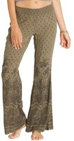Billabong Women's Journey On Flare Knit Beach Pants