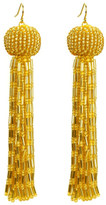 Vanessa Mooney Antoinette Earrings in Gold