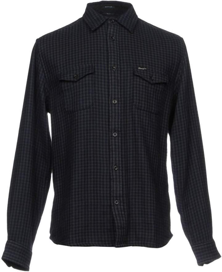 Wrangler Shirts - Item 38685703