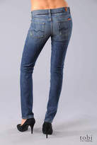 7 For All Mankind Roxanne Skinny Jeans in Chile