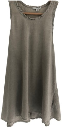 James Perse Grey Cotton Top for Women