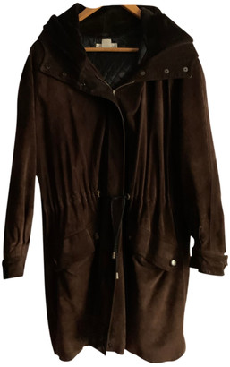 Georges Rech Brown Leather Coats