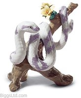 Lladro The Snake 01006780
