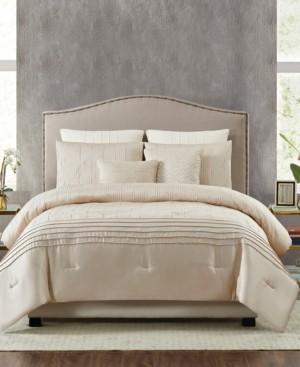 Pem America 5th Avenue Lux Noelle 7-Piece King Bedding Set Bedding