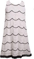 Bonnie Jean Sleeveless Shift Dress Girls