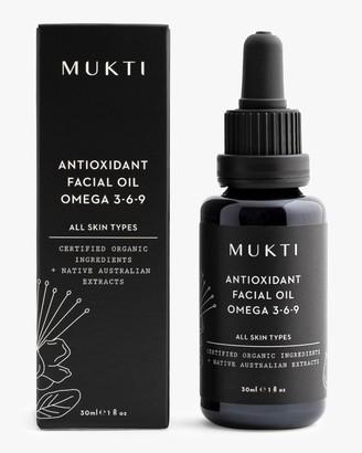Mukti Antioxidant Facial Oil 30ml
