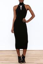 Hera Mock Neck Dress