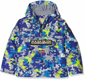 Napapijri Boys' K Rainforest CAMU 2 Jacket