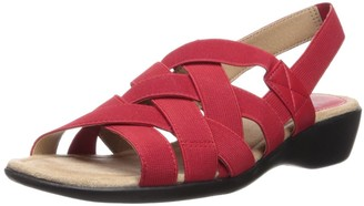 LifeStride Women's Trip Flat Sandal