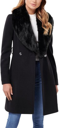 Ever New Emilia Wool-Blend Coat