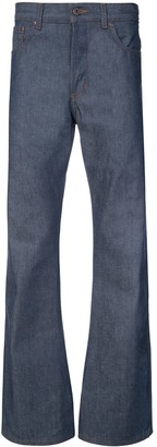 Naked & Famous Denim Groovy Guy bootcut jeans