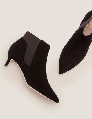 Elsworth Kitten Ankle Boots