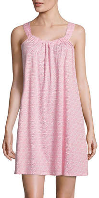 Saks Fifth Avenue Geometric Knit Gown