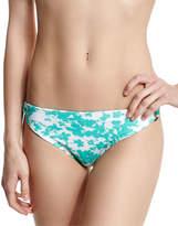 Shoshanna Floral-Print Hipster Swim Bikini Bottom