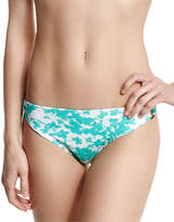 Shoshanna Floral-Print Hipster Swim Bottom