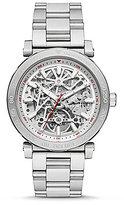 Michael Kors Greer Automatic Stainless Steel Bracelet Watch