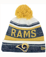 New Era Los Angeles Rams Snow Dayz Knit Hat, A Macy's Exclusive Style
