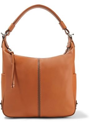 Tod's Miky Leather Shoulder Bag