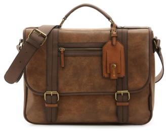 Aldo Unelan Buckle Messenger Bag