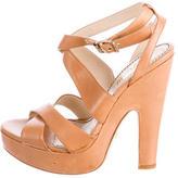 Jerome C. Rousseau Daho Platform Sandals