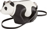 Loewe Panda leather cross-body bag