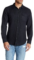 Burnside Long Sleeve Flannel Shirt