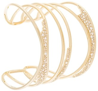 Swarovski Tiered Bangle