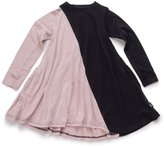 Nununu Baby Girl's Half & Half 360 Dress