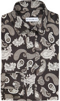 Etro Regular-fit Paisely Cotton Shirt