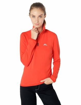 J. Lindeberg Women's Zip Midlayer Jacket