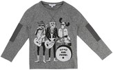 Little Marc Jacobs Musician Animals T-Shirt