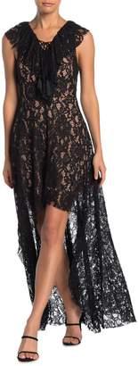 Do & Be Lace Long Dress