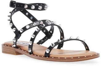 Steve Madden Transport Studded Strappy Sandal