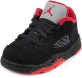 Jordan Nike Toddlers 5 Retro Low (TD) Black/Gym Red/Black/Mtlc Hmtt Basketball Shoe 10 Infants US