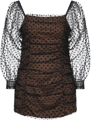 VANESSA SCOTT Short dresses