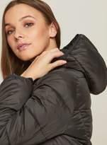 Miss Selfridge Black lightweight puffer jacket