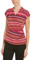 Laundry by Shelli Segal Top.
