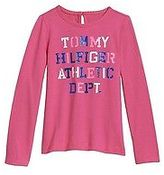 Tommy Hilfiger Little Girl's Th Athletic Dept Tee
