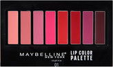 Maybelline LipStudio Lip Color Palette -