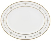 Lenox Jeweled Jardin Bone China Oval Platter