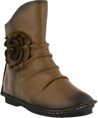Spring Step L'Artiste Leather Boots - Silvestra